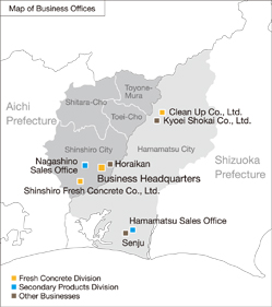 Access|List of Business Offices|SUEHIRO-SANGYO